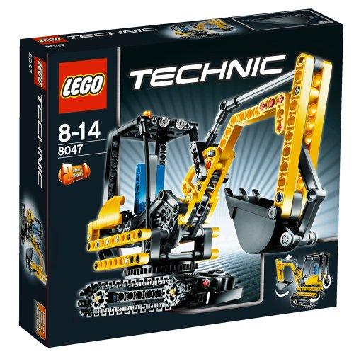 LEGO Technic 8047 - Kompaktbagger