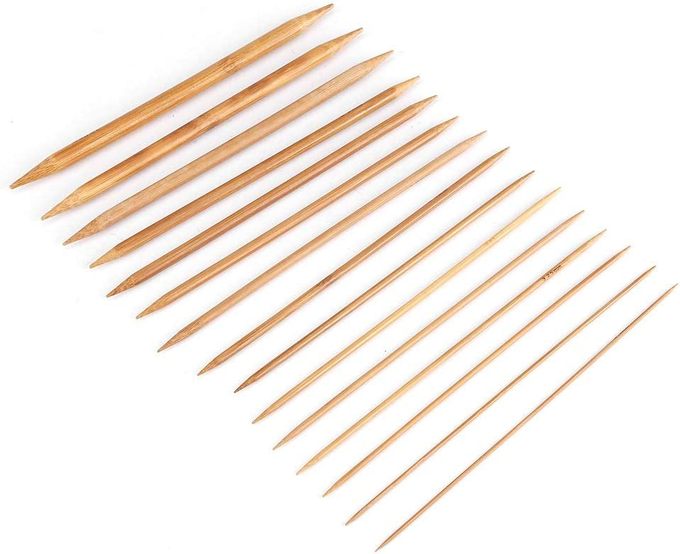Nikou Bamboo Knitting Max 86% OFF Needles Takumi - Branded goods Sizes 15