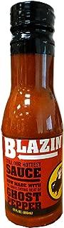 Buffalo Wild Wings Blazin Hottest Sauce, 12 fl oz. (355 milliliters)
