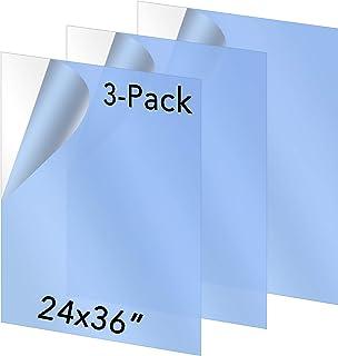 "3mm 10 PACK 3/"" Black Circle Round Disc 1//8/"" Thick Acrylic Plexiglass AZM"