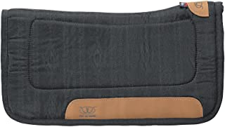 Weaver Leather All Purpose Contoured Saddle Pad with Tacky-Tack Bottom