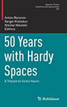 50 Years with Hardy Spaces: A Tribute to Victor Havin