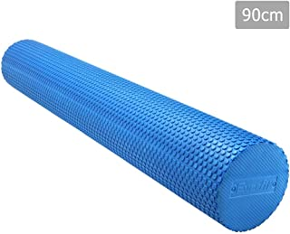 Everfit 90 x 15cm Yoga Gym Pilates EVA Stick Foam Roller - Blue