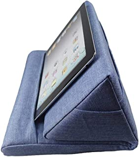 Tablet Holder Multifunction Tablet Stand Cooling Pad Lap Rest Cushion for Ipad with Bag