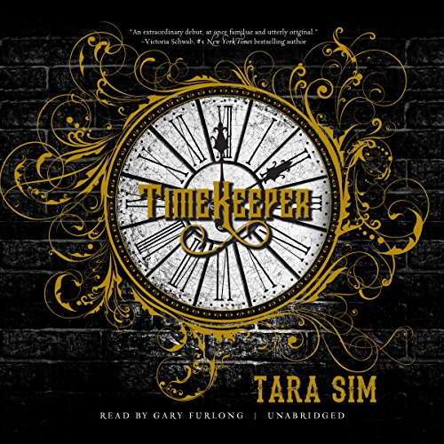 Timekeeper audiobook cover art