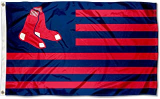 red sox flag