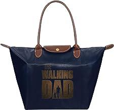 Joy Wholesale Walking Dead Season Handbag Women's Nylon Tote Bag Elegant Shoulder Bag Exquisite Cross Body Bag Foldable Handbag
