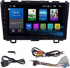KUNFINE Quad Core Android 8.0 Car DVD GPS Navigation Autoradio Car Stereo Multimedia Player Car Radio for Honda CRV 2007 2008 2009 2010 2011 Headunit Supports Steering Wheel Control