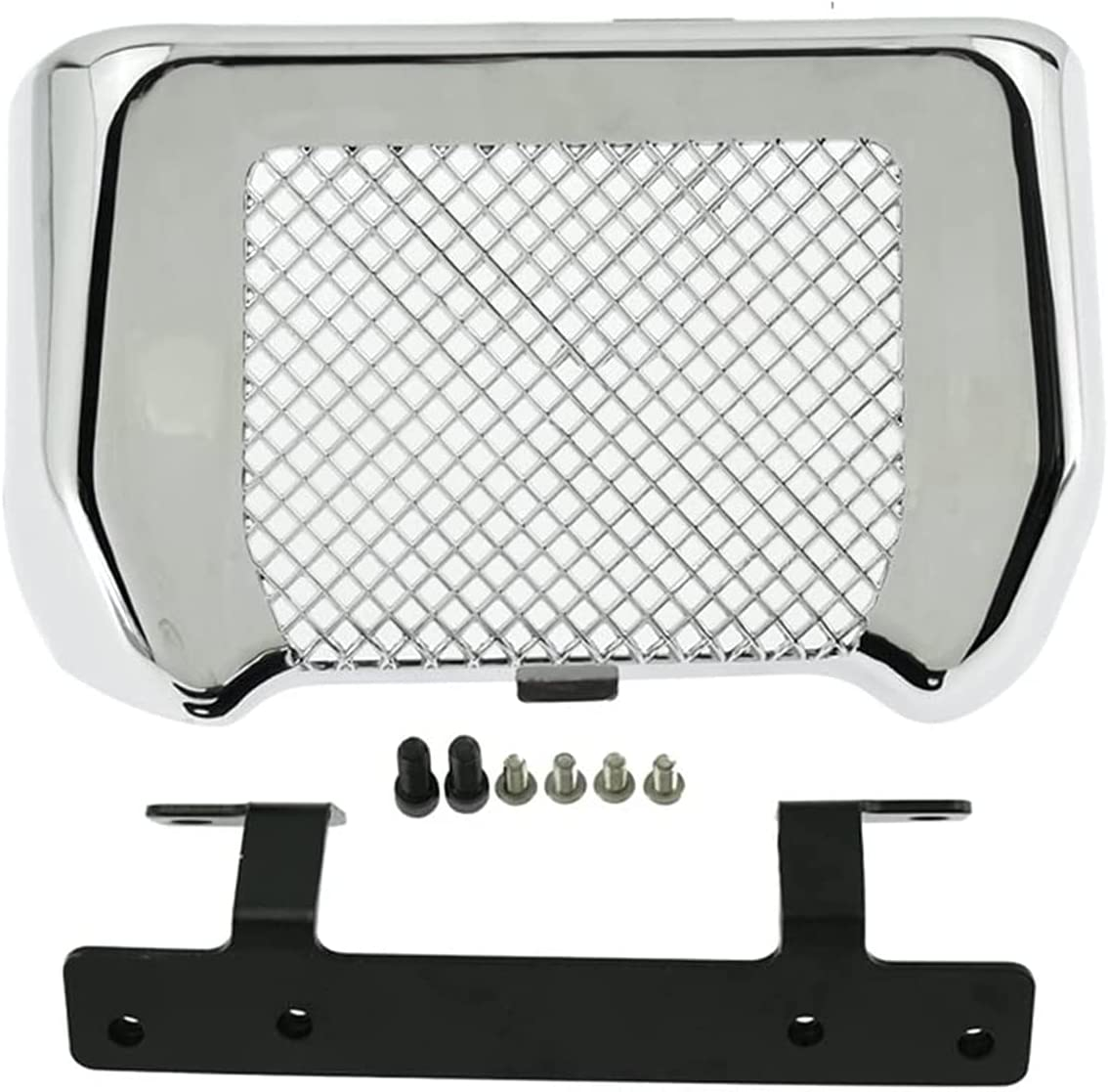 Motorcycle Oil Cooler Cover Case with Fit for Max Excellence 88% OFF Bracket Tou Harley