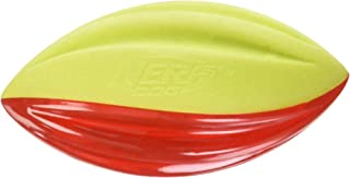 Nerf Dog 3232 Small TPR/Foam Squeak Football, Pet Squeak Toy