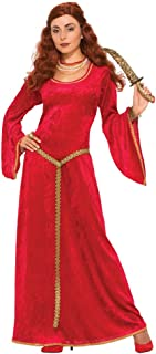 red dress costume