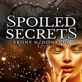 Spoiled Secrets audiobook cover art