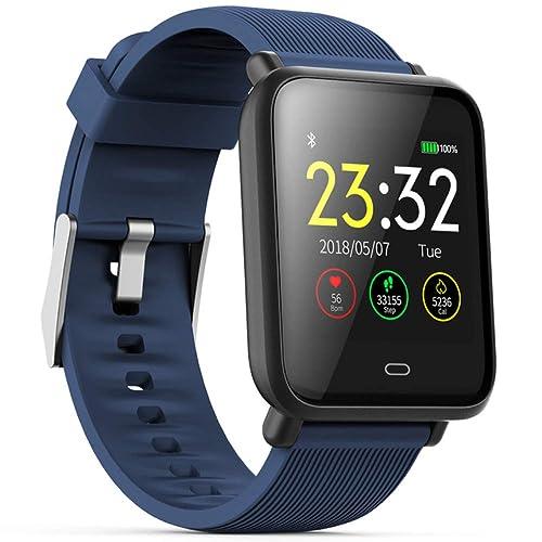 Aeifond V6 reloj inteligente bebé con reloj inteligente rastreador GPS Bluetooth Anti-Perdida Monitor SOS
