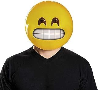 Grin Emoticon Mask