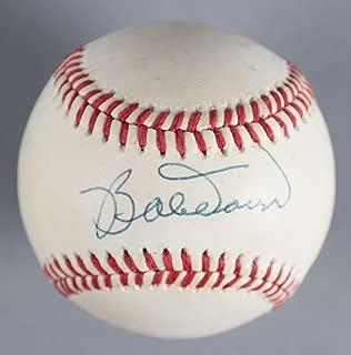 Bobby Doerr Signed Baseball Red Sox – COA JSA