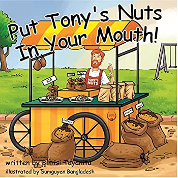 Put Tony s Nuts In Your Mouth!