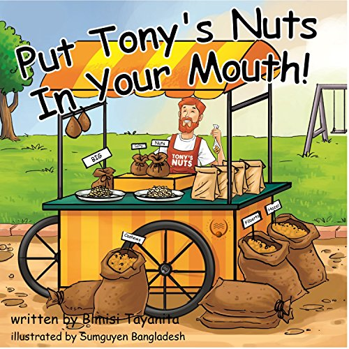 Put Tony's Nuts In Your Mouth!