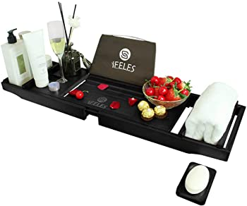 Ifeles Luxury Bathtub Caddy Tray
