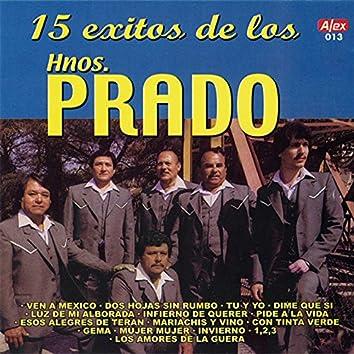 15 Éxitos de los Hnos. Prado