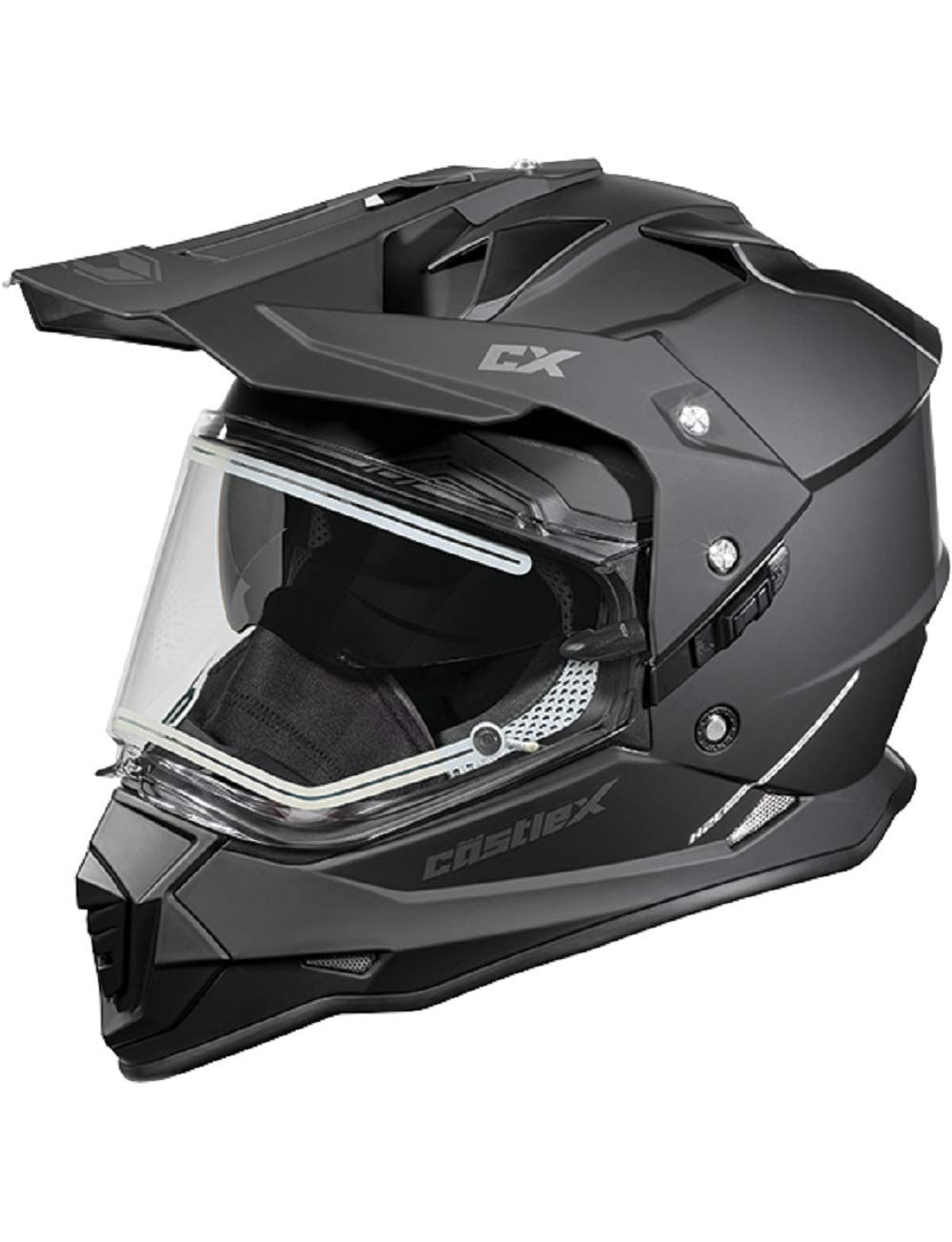 Castle Mode Dual Sport Electric Helmet