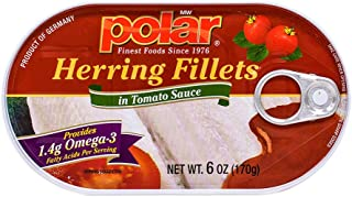 herring in tomato sauce