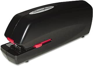 Swingline 48200 Electric Portable Stapler, 20 Sheet/ 210 Capacity, Black