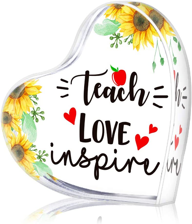 WHATSIGN Ranking TOP16 Teacher Appreciation Gifts for Women Keepsakes Pape San Jose Mall and