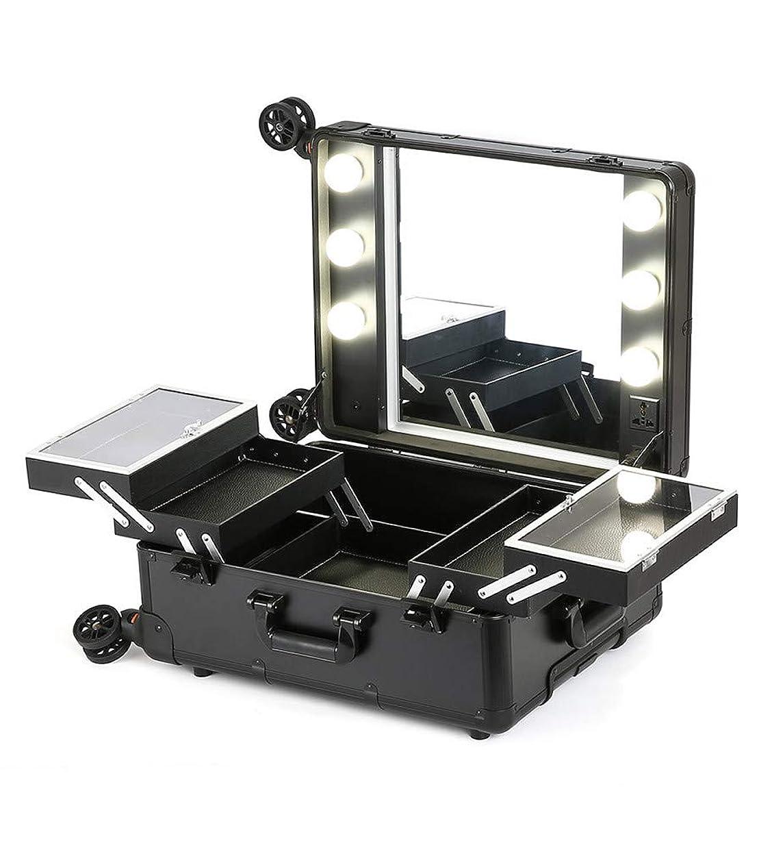 欲求不満信号瞑想するプロの化粧箱ラバレッジライトミラーのプロ化粧箱