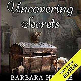 Uncovering Secrets audiobook cover art