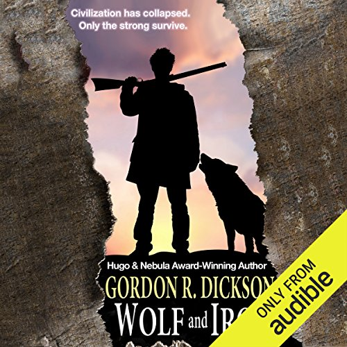 Wolf and Iron Titelbild