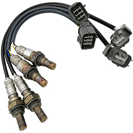 ganesh.dp.ua Denso 2 Downstream Front+Rear Oxygen Sensor Fits 2003 ...