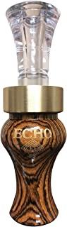 Echo Diamondwood Timber Double Reed Poly Insert Duck Call