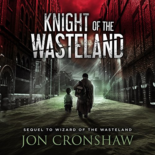 Knight of the Wasteland audiobook cover art