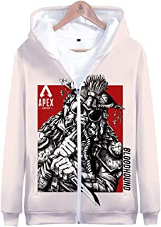 Hoodies Apex Legends, 3D Printed Long Sleeve Sweater Stylish Design Unisex Pullover Sweatshirt Suitable for Men and Women
