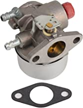 HIFROM Carburetor with Gasket 640025C for 5-6.5hp Tecumseh HOR OHV Engines