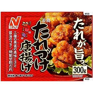 """[冷凍]ニチレイ 若鶏たれづけ唐揚げ 300g×12袋"""""""