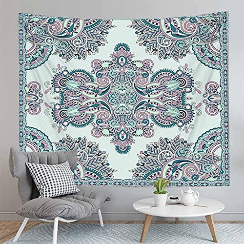 3D Bohemian Mandala Arazzo Montaggio a parete Yoga Casa Camera da letto Decorazione Sfondo Panno Arazzo Coperta A5 180x200cm