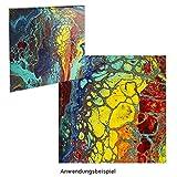 Ideen mit Herz Pouring Plus, Medium für Acrylfließtechnik (500 ml) - 5
