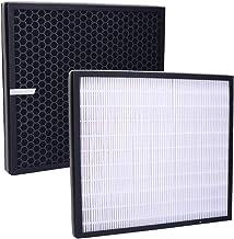 Wessper HEPA Filter voor Philips 2 in 1 AC4158/00, Vervanging voor Philips AC4080/10 Filter
