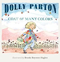 Coat of Many Colors by Dolly Parton (2016-10-18)