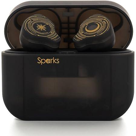 Moondrop Sparks TWS True Wireless Stereo Bluetooth 5.2 APTX Sport Dynamic in-Ear Earphone (Black)