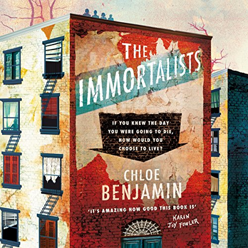 Couverture de The Immortalists