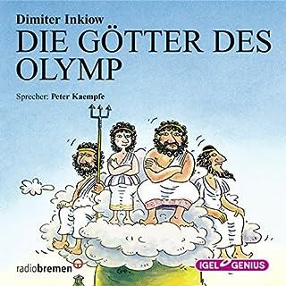 Die Götter des Olymp Titelbild
