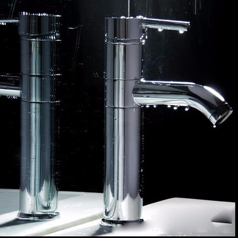 ETERNAL QUALITY Bad Waschbecken Wasserhahn Küche Waschbecken Wasserhahn Heie Und Kalte Rotation, Die Ein Doppeltes Loch Des Handgriffs Erhht Waschtischmischer BEG1140