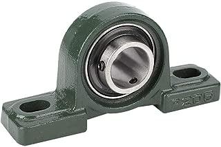 Iycorish 6004-2RS Rodamiento de bola sellado de doble lado 20 mm x 42 mm x 12 mm
