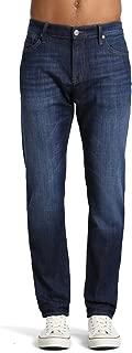 Mavi Men's Marcus Slim Straight Leg Indigo Portland, Blue, 42W X 32L