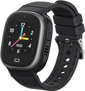 MY WATCH ★ Reloj GPS Niños 2.0 ★ Smartwatch para Niños Color Negro ★ Resistente al Agua ★ Pantalla Táctil ★ Reloj Niño GPS...