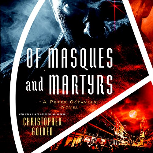 Of Masques and Martyrs cover art