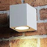 per illuminare quadri Licht-Erlebnisse 1//1//881 a LED Lampada da parete stile moderno