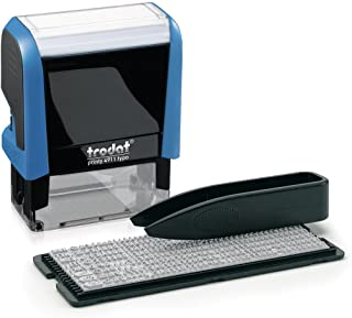Trodat Printy 4911 DIY Self Inking Stamp